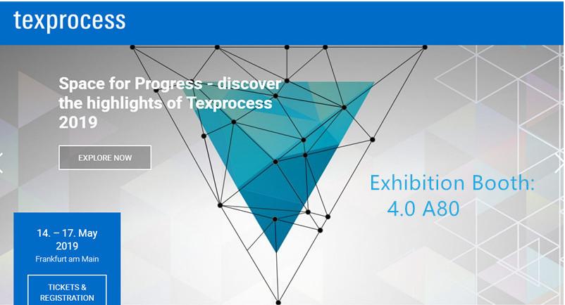 TEXPROCESS 展会